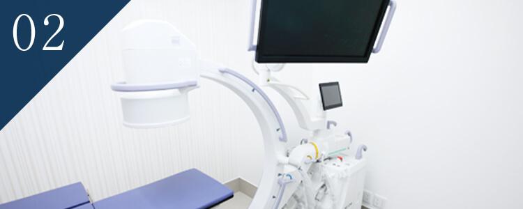 透析患者様のためのシャント手術も対応 シャントトラブルにも対応します